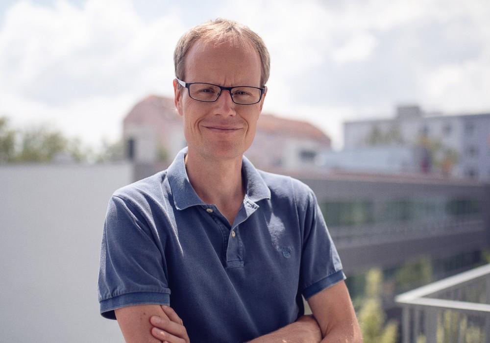 Martin Žídek, MasterDC Technical Director