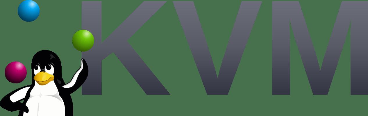 KVM Virtualisation – Logo