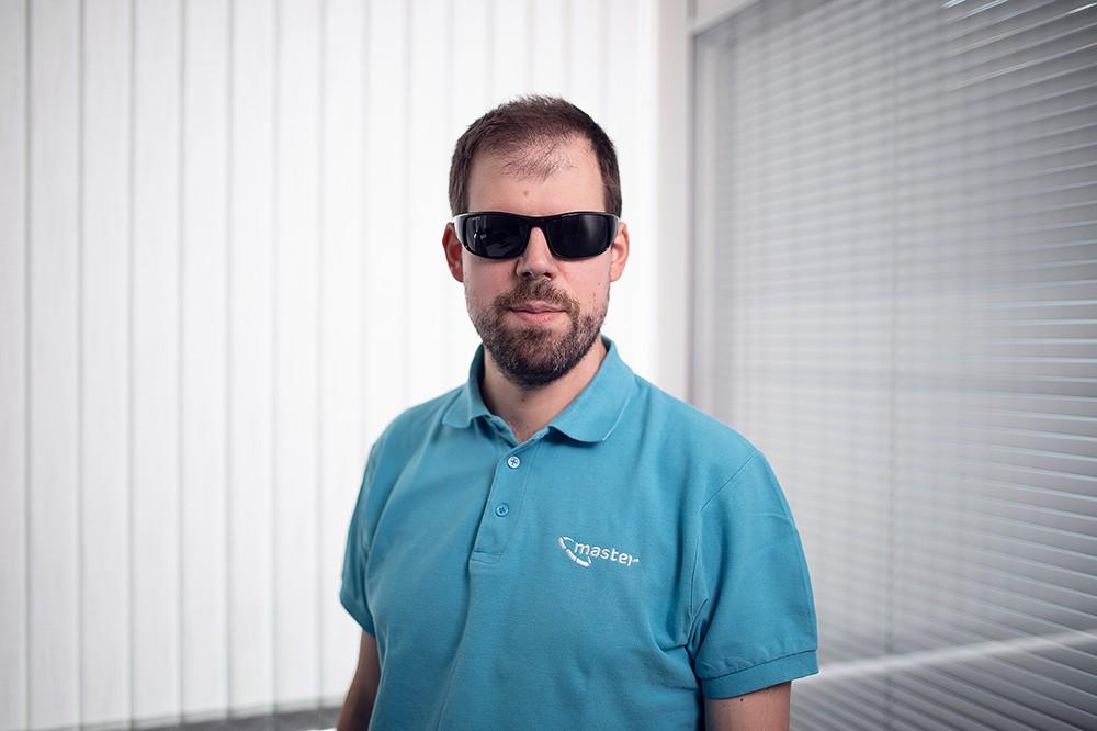 Roman Kabelka, web accessibility auditor