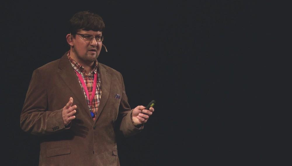 Radek Pavlíček, guarantor of the Web Accessibility Analysis service