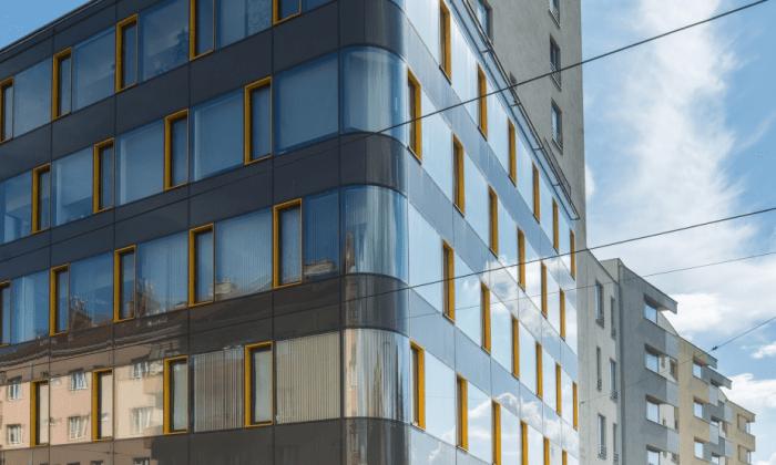 MasterDC Brno Offices