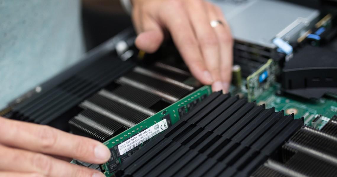 Server assembly